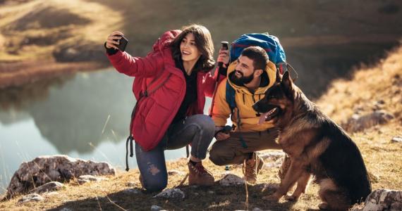 Senderismo con tu perro: 8 puntos a considerar